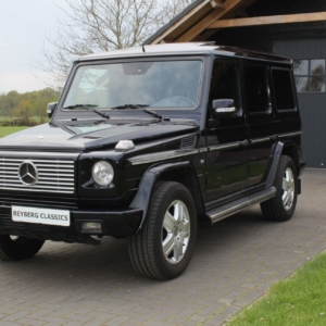 "Mercedes G-class (w463) G500 ""Classic 25"" edition 2004"