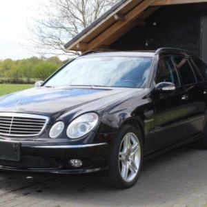 Mercedes E55 T AMG 2004 *collectors condition*