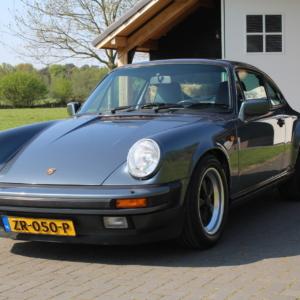Porsche 911 3.2 G50 coupé Venetian Blue *reserved*