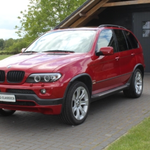 BMW X5 iS 4.8 2005