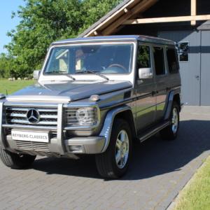 Mercedes G500 (w463) 2002 EU specs Cubanit