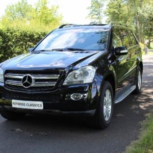 Mercedes GL500 (w164) 2008 *collectors condition*
