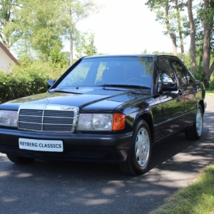 Mercedes 190 E 2.6 *collectors condition – 1 owner *