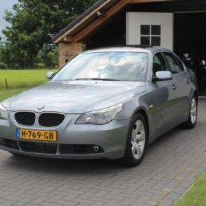 BMW 530i (e60) 8750 km 2004