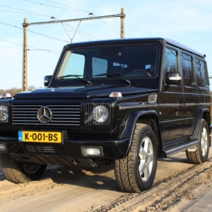 Mercedes G500 (w463) 2004 *reserved*