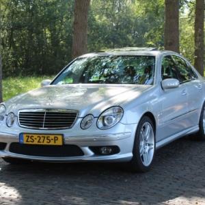 Mercedes E55 AMG (w211) limousine