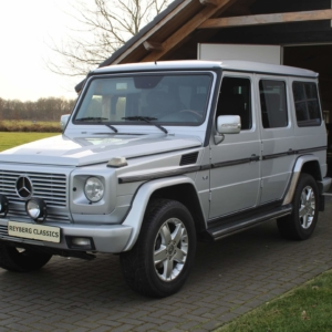 Mercedes G500 (w463) 2006 19000 km…