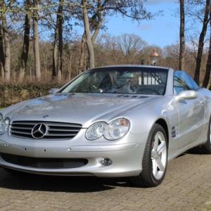 Mercedes SL500 (r230) 2004 *collectors condition*