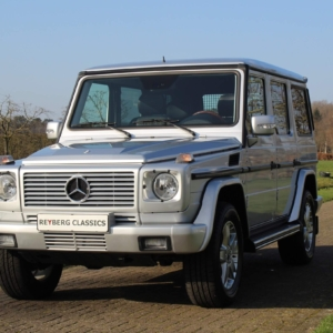 Mercedes G500 (w463) 2006 *Collectors condition