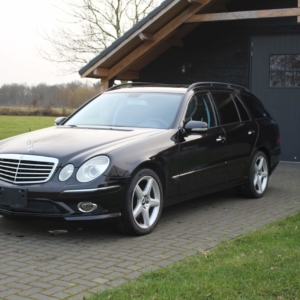 Mercedes E500 Estate AMG styling 2006