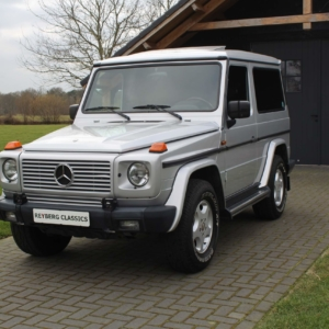 Mercedes G320 short (w463) 1996 col. 744