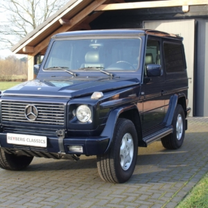 Mercedes G320 Short (w463) 1997 col. 904