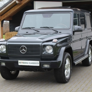 Mercedes G320 (w463) 2001 Tektite gray *reserved*