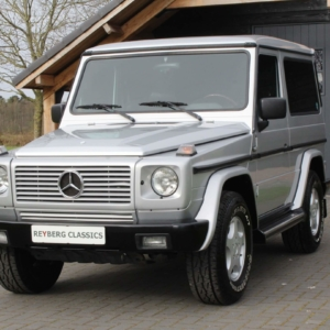 Mercedes G320 short (w463) 1996 silver
