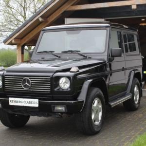 Mercedes G320 V6 SWB 1997 *reserved*