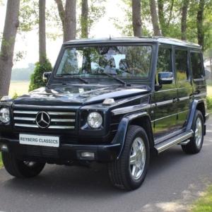 Mercedes G500 (w463) 2003 (col. 189)