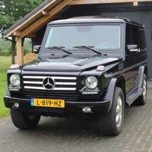 Mercedes G500 (w463) 2006 EU
