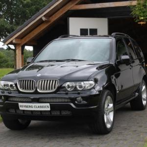BMW X5 4.4i 2004 sport package