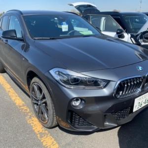 BMW X2 2.0 M-sport 2019
