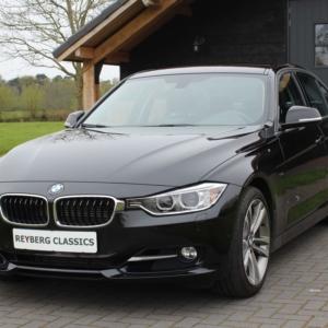 BMW 335i Active Hybrid (F30) 2013