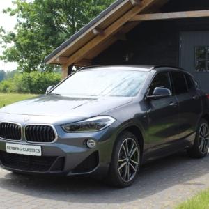 BMW X2 20i sdrive M-sport package 2018