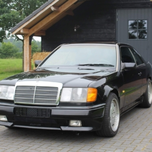 Mercedes 300 CE 3.4 AMG *COLLECTOR*