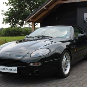 Aston Martin DB7 coupé 1997 *COLLECTOR*