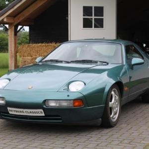 Porsche 928 GTS turquoise metallic  *COLLECTOR*
