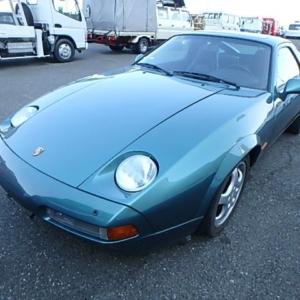 Porsche 928 GTS Wimbledon green *COLLECTOR*