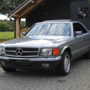 """Mercedes 560 SEC (C126) """"Lorinser"""""""