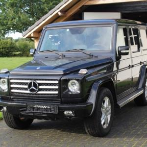 Mercedes G550 (W463) 2010
