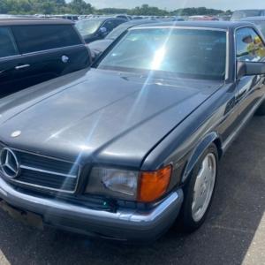 Mercedes 560 SEC (W126) *COLLECTOR*