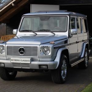 Mercedes G500 (w463) 2005 47km