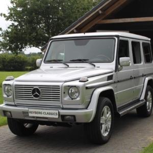 Mercedes G500 (w463) 2005 47km *NIEUWSTAAT*