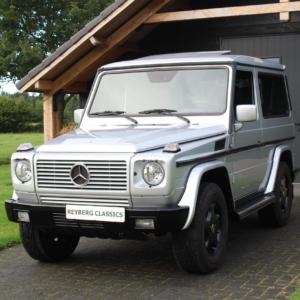 Mercedes G320 V6 (w463) swb 2001 1-owner *COLLECTOR*